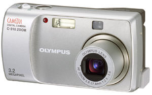 Olympus add the C-310, C-360 and C-460 digital cameras to their range
