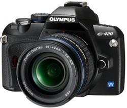 Olympus E-420 Digital SLR
