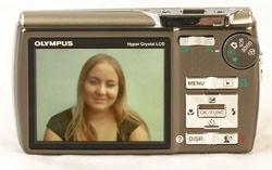 Olympus mju 780 LCD