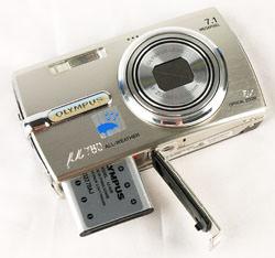 Olympus mju 780 battery