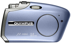 Olympus [mju] mini DIGITAL S