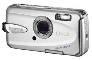 Pentax Optio W30 announced