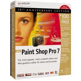 Paint Shop Pro 7