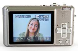 Panasonic FX100 LCD