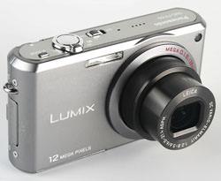 Panasonic FX100 front