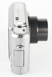 Panasonic FX100 side view