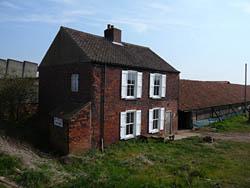 The tile house