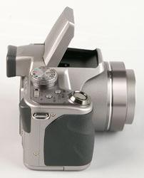 Panasonic DMC-FZ18 flash