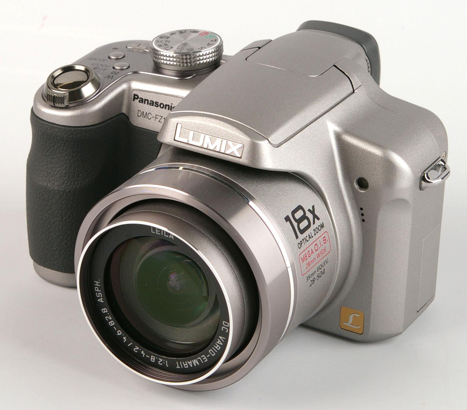 panasonic dmc fz18 digital camera review rh ephotozine com Panasonic Lumix DMC FZ18 Manual Dmc- Fz20