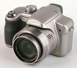 Panasonic DMC-FZ18