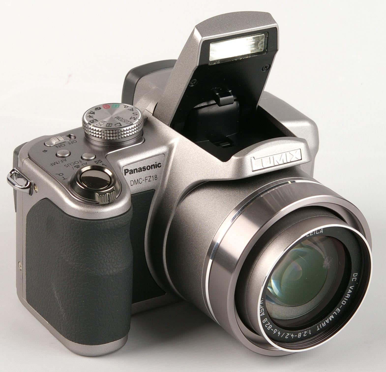 Panasonic dmc fz18 digital camera review - Batterie panasonic lumix dmc fz18 ...