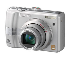 Panasonic Lumix DMC-LZ6, DMC-LZ6 - feature rich compacts launched