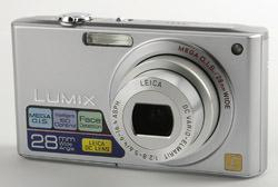 Panasonic FX33 front