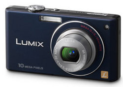 Panasonic Lumix DMC-FX37 digital still camera