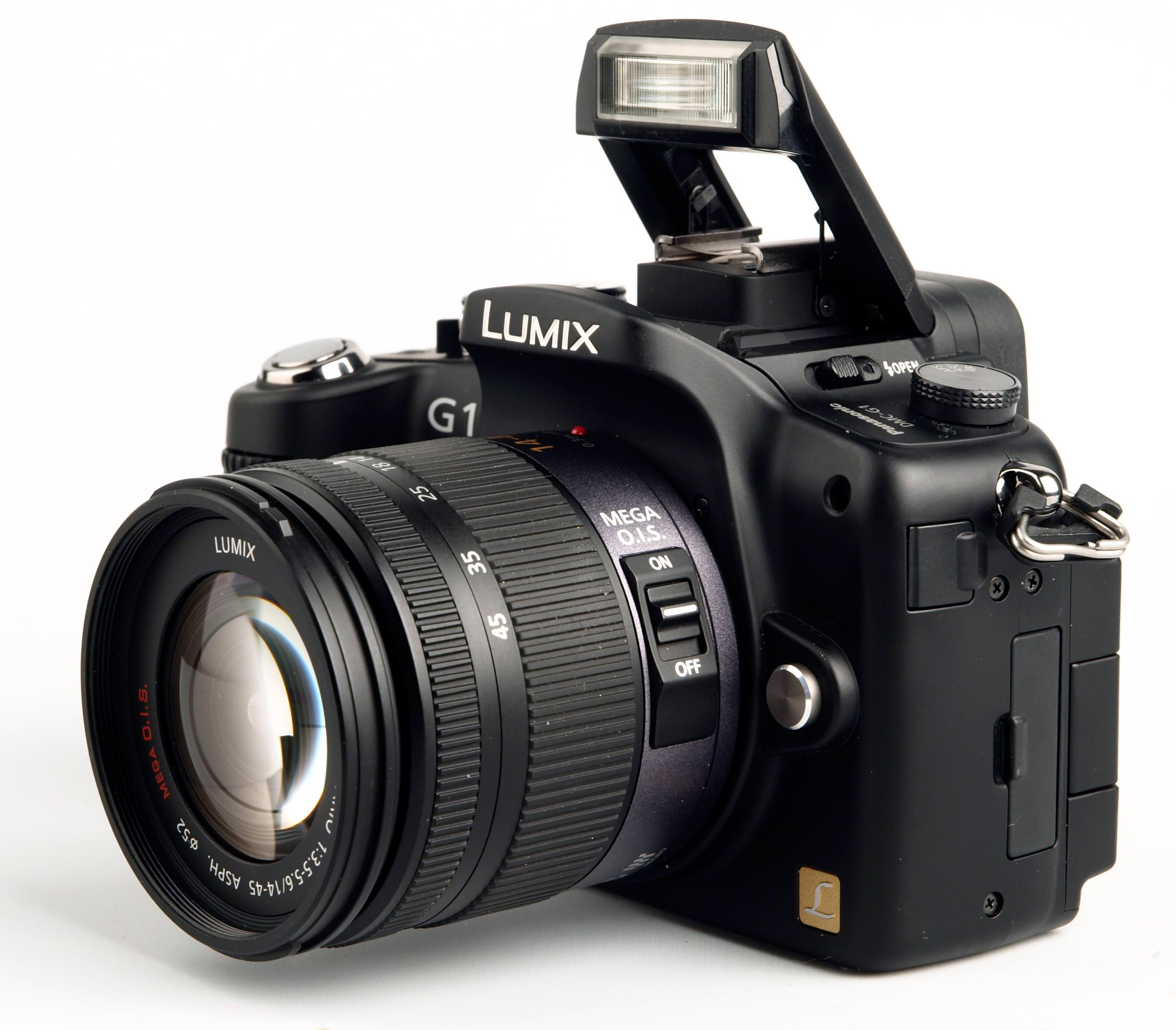 PANASONIC DMC-G1 DRIVERS