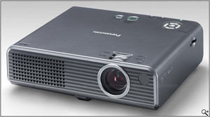 Panasonic PT-1SD digital projector
