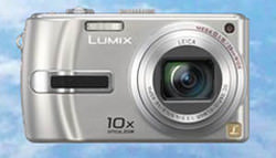 Panasonic Lumix DMC-TZ3 wins TIPA Award