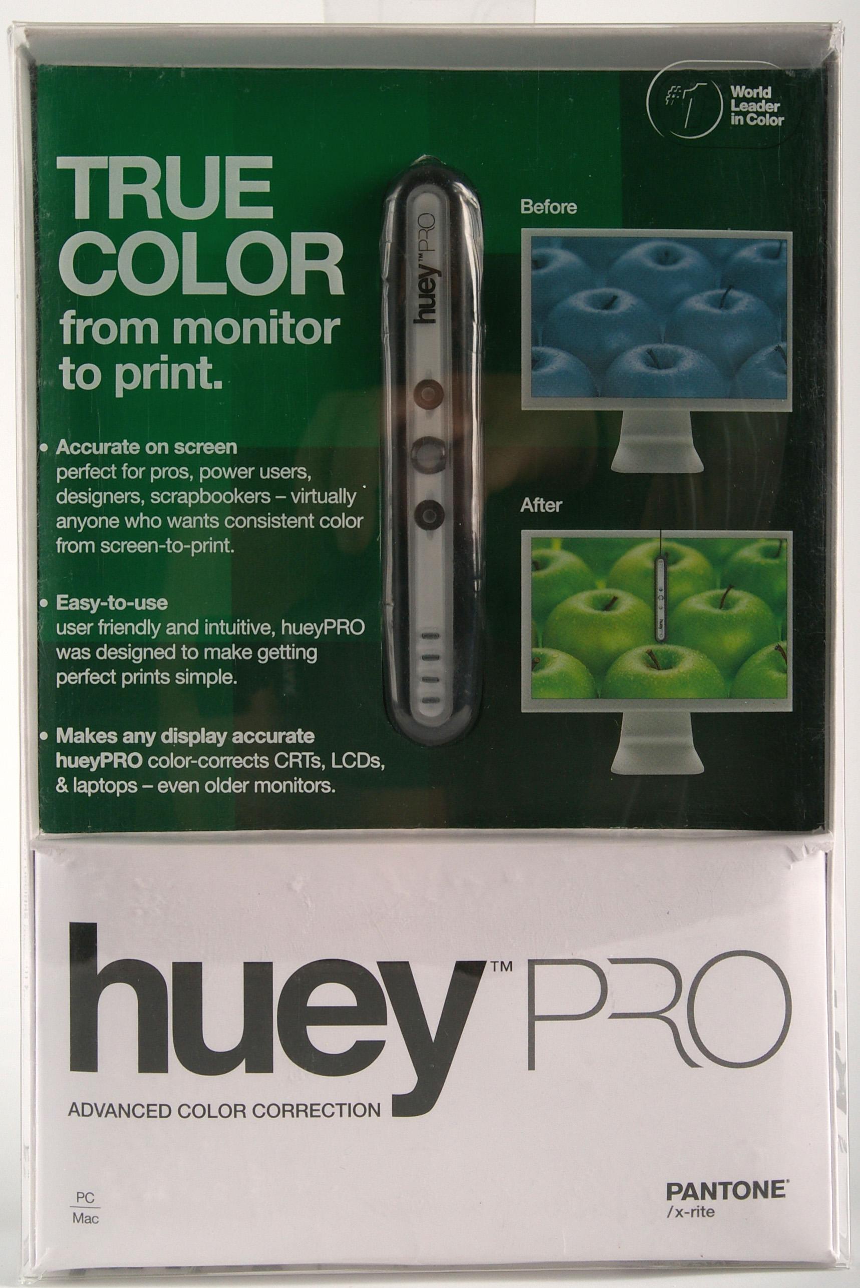 Pantone Huey Pro Calibration unit Display Device Review