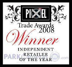 Pixel Awards Winner