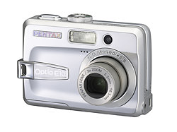 Pentax Optio E10 digital camera announced