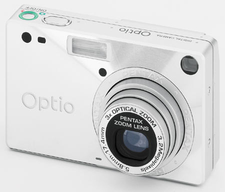 Pentax Optio S