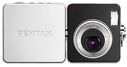 Pentax OptioX new compact digital camera announced