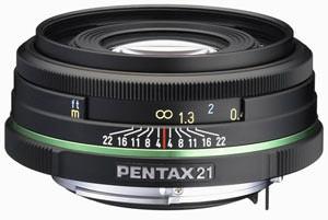 Pentax 21mm DA