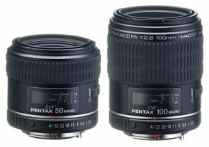 Pentax announce two macro lenses for the *ist D