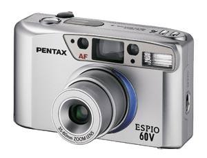Pentax introduce budget Espio 60V