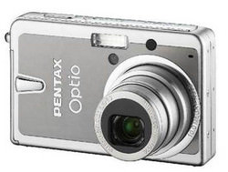 Pentax Optio S10