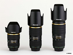 Pentax will unveil new zoom lenses at Photokina