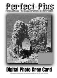Perfect Pixs Digital Photo Grey Card