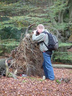 ePHOTOzine members meeting to shoot fungi
