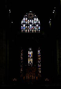 Photographing stained glass windows - a how to guide