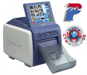Photomart take Sony Snaplab to CTN show