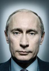 Vladimir Putin by Platon