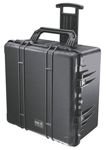 Peli 1640 - secure storage for screens and PCs