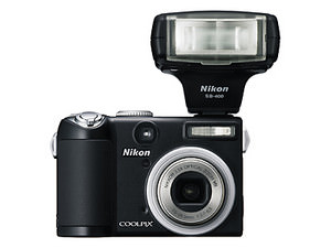 Nikon CoolPix P5000 - creative camera system launched
