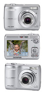 Olympus FE-210 - 7Mp for just £100