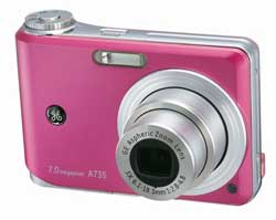 A735 GE camera