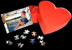 Puzzle game from Pixum