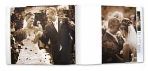Wedding album Blurb