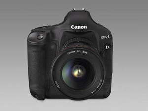 Canon EOS 1D Mark III - professional digital SLR