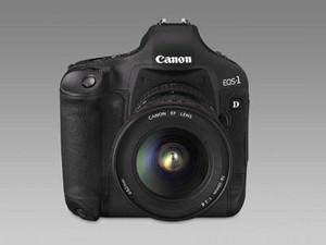 Canon EOS 1D Mark III - professional digital SLR