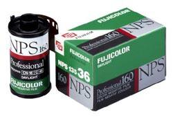 Fujicolor NPS