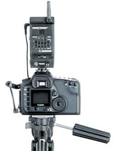Quantum FreeXWire Wireless Radio Trigger for Canon EOS 1D MKII
