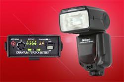 Nikon SB900 & Quantum Turbo batteries