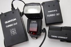 Quantum batteries, Canon 580EX MKII