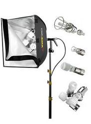 Lowel Rifa eXchange System studio lighting