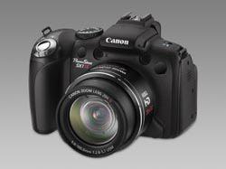 Canon PowerShot SX1